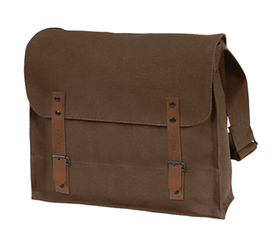 Rothco Brown Canvas Medic Bag - 8147