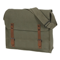 Rothco Olive Drab Canvas Medic Bag - 8148