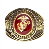 Rothco Deluxe Marine Corps Ring - 821
