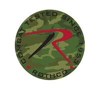 Rothco Camo Sticker Decal 83