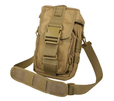 Rothco Coyote Flexipack Molle Shoulder Bag - 8319