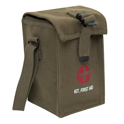 Rothco Platoon Leaders First Aid Kit with Contents - 8331