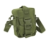 Rothco Olive Drab Flexipack Molle Shoulder Bag - 8374