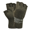 Rothco Olive Drab Fingerless Wool Gloves - 8410