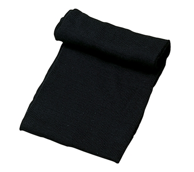 Rothco Black Wool Scarf - 8421