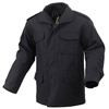 Rothco Black M-65 Field Jacket - 8444