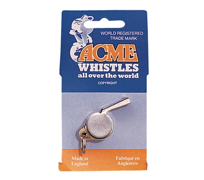 Acme Thunderer Whistle - 8455