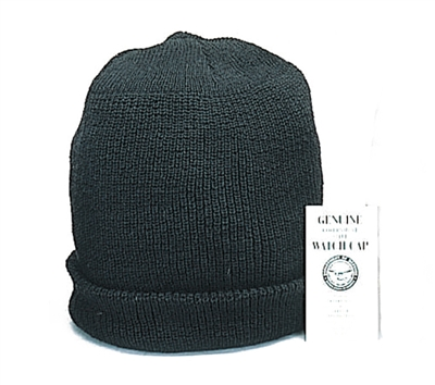 Rothco Black Wintuck Watch Cap - 8490