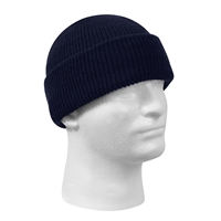Rothco Navy Wool Watch Cap - 8493