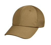 Rothco Coyote Brown Mesh Back Tactical Cap 8532