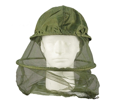 Rothco Olive Drab Mosquito Headnet - 8533