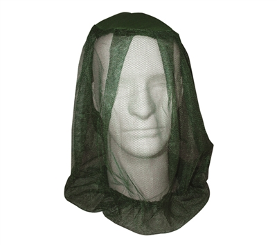 Rothco Olive Drab Mosquito Headnet - 8534