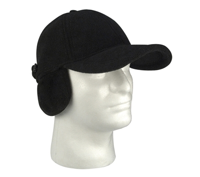 Rothco Polar Fleece Cap with Earflaps - 8560