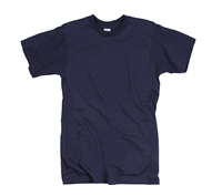 Rothco G.I. Irregular Navy Blue T-Shirt - 8575