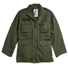 Rothco Olive Drab Vintage M-65 Field Jacket - 8603