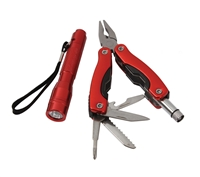 Rothco Multi Tool Flashlight Gift Set - 865