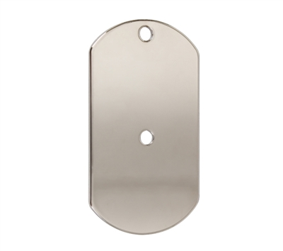 Rothco Dog Tag Signal Mirror - 8680