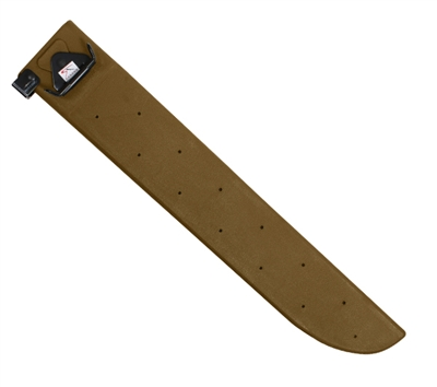 Rothco Coyote Plastic Machete Sheath - 872
