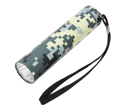 Rothco Digital Camo Led Flashlight - 876