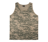 Rothco Digital Camouflage Tank Top - 8764