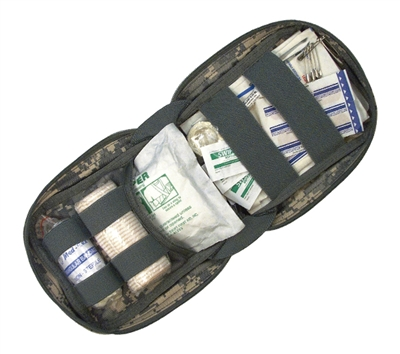 Rothco Digital Camo Tactical Trauma Kit - 8766