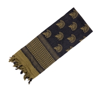 Rothco Desert Spartan Shemagh Scarf - 88533