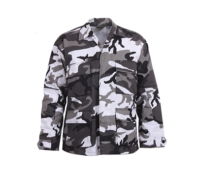 Rothco Urban City Camo BDU Shirts 8881