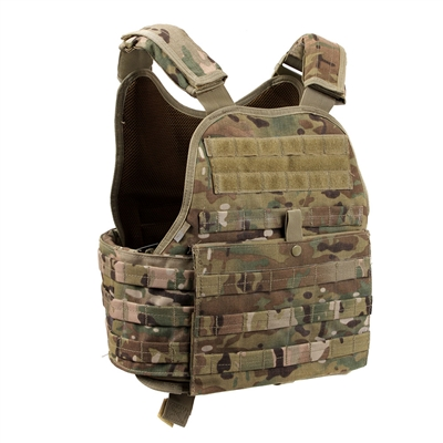 Rothco Multicam Molle Plate Carrier Vest - 8928