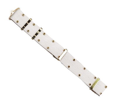 Rothco White Metal Buckles Belts - 9059
