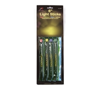 Rothco 4 Pack Chemical Lightsticks - 907