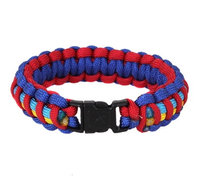 Rothco Autism Awareness Paracord Bracelet - 909