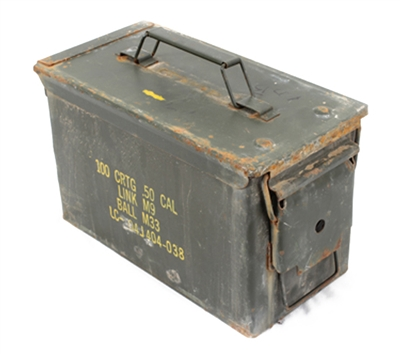Rothco Ammo Can 30 Cal Surplus - 9095