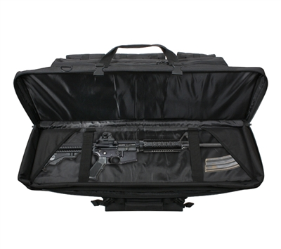 Rothco Black 36 Inch Rifle Case - 910