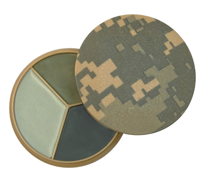 Rothco 3 Color Digital Camo Round Compact - 9107
