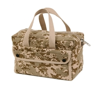 Rothco Desert Digital Camo Mechanics Tool Bag - 91310
