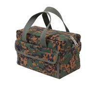 Rothco Woodland Digital Camo Mechanics Tool Bag - 91320
