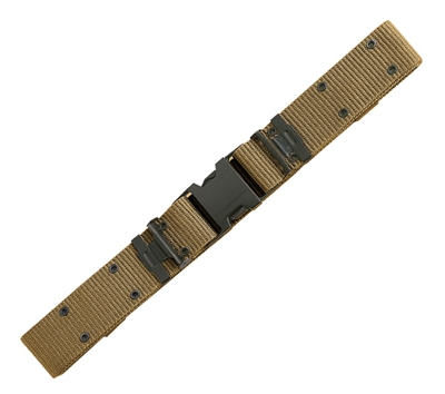 Rothco Coyote Quick Release Pistol Belt - 9133