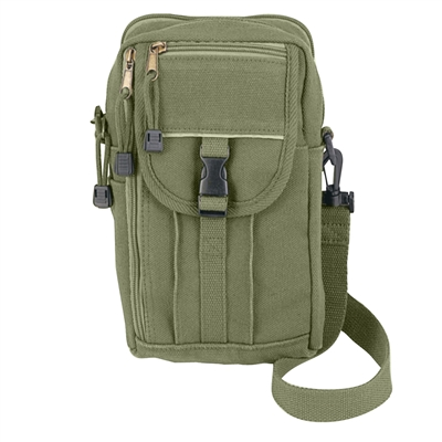 Rothco Canvas Passport Travel Pouch - 9146