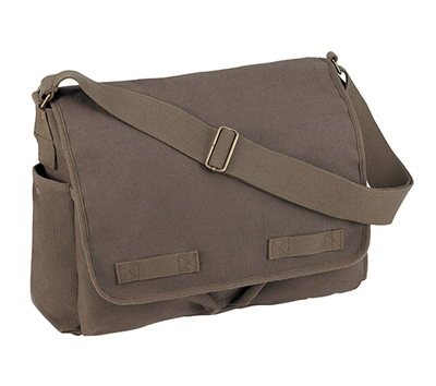 Rothco Olive Drab Messenger Bag - 9148