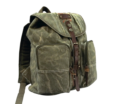 Rothco Olive Drab Stone Washed Backpack - 9168