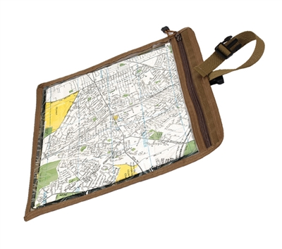 Rothco Coyote Map & Document Case - 9238