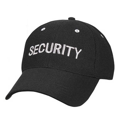 Rothco Black Security Cap - 9275