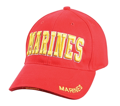 Rothco Red Marines Cap - 9337
