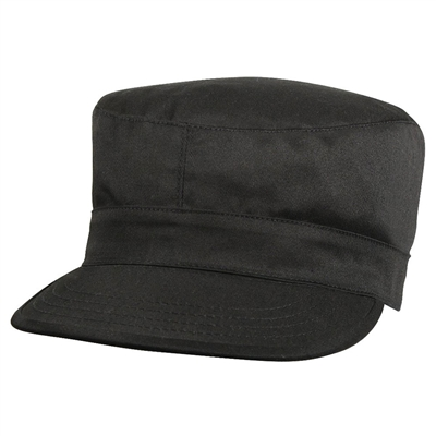 Rothco Black Fatigue Cap - 9340