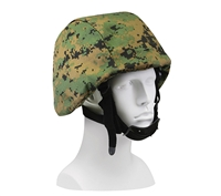 Rothco Woodland Digital Camo Helmet Cover - 9354