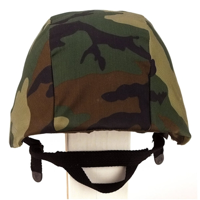 Rothco Woodland Camouflage Helmet Cover - 9355