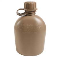 Rothco Coyote Plastic Canteen - 936