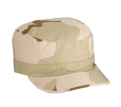 Rothco Tri Color Desert Fatigue Hat - 9380