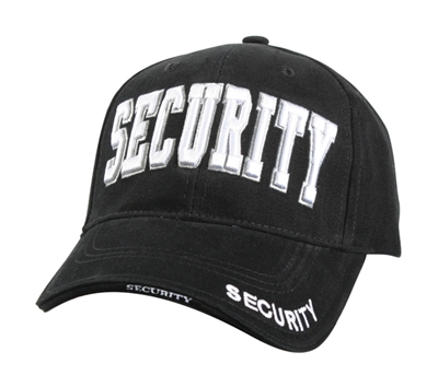 Rothco Black Security Cap - 9382