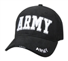 Rothco Black Army Cap - 9385
